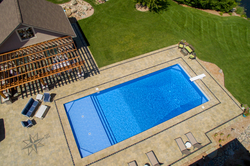 pool maintenance services in MN